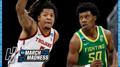 Oregon Ducks vs USC Trojans – Game Highlights | Sweet 16 | March 28, 2021 March Madness