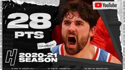 Joe Harris CLUTCH 28 Points, 7 Threes Full Highlights vs Rockets   March 31, 2021 NBA Season