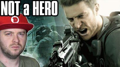 NOT A HERO | Was mit LUCAS geschah… | RESIDENT EVIL 7: BIOHAZARD