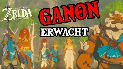 Oh no! VERHEERUNG GANONS erwacht!!! 🌳 THE LEGEND OF ZELDA BREATH OF THE WILD #46
