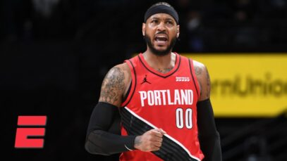 Reacting to Nuggets fans booing Carmelo Anthony   KJZ