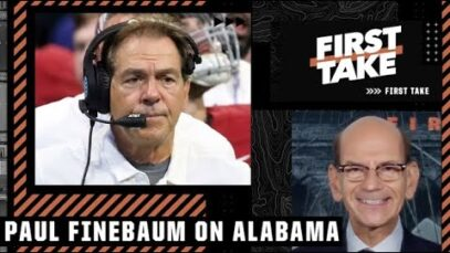 Paul Finebaum predicts Georgia will be the biggest threat to Alabama this season | First Take