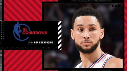 Doc Rivers is framing today's meeting with Ben Simmons as a positive | NBA Countdown