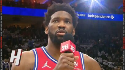 """Joel Embiid Addressed Sixers Fans about Ben Simmons: """"Ben is Still our Brother"""""""
